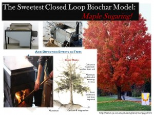 Maple Sugar & Biochar