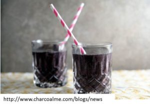 charcoal smoothies